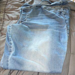 Size 3X plus size jeans